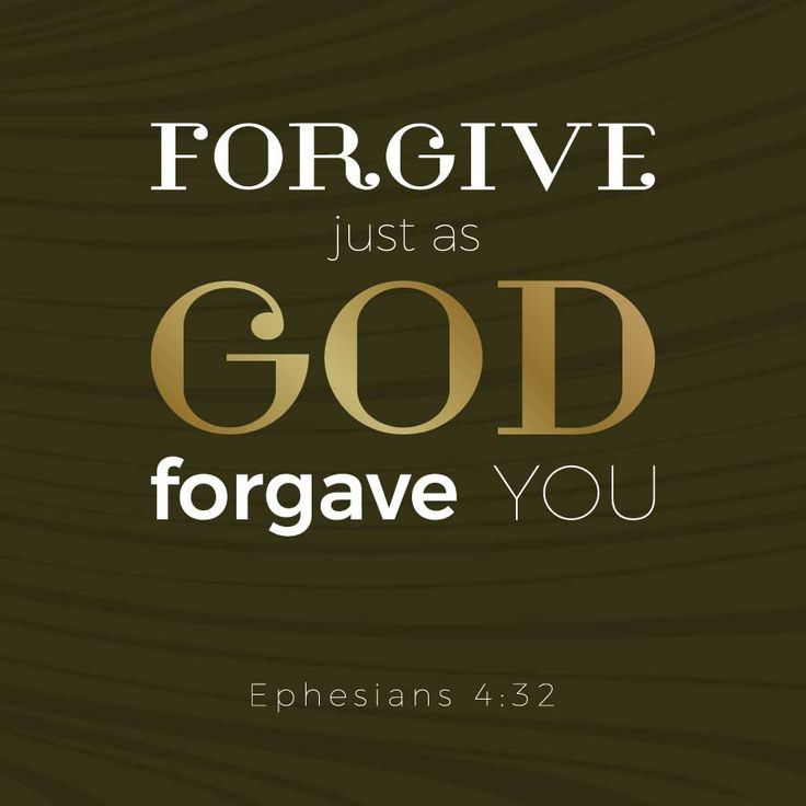 Forgive As The Lord Forgave You | Blessed Quotes | Bible ...