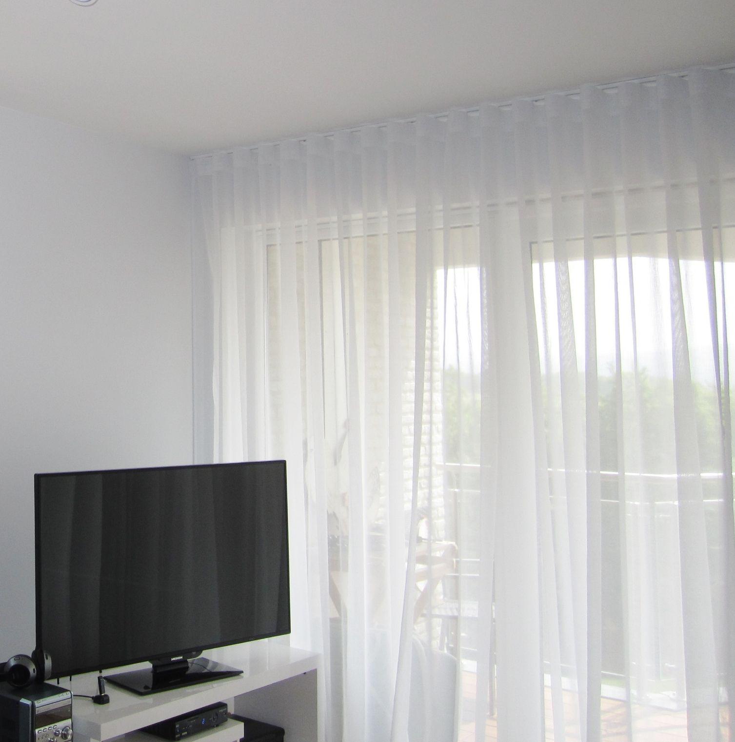 finition ruflette wave effet vague uniquement voile id al pour grande baie faible. Black Bedroom Furniture Sets. Home Design Ideas