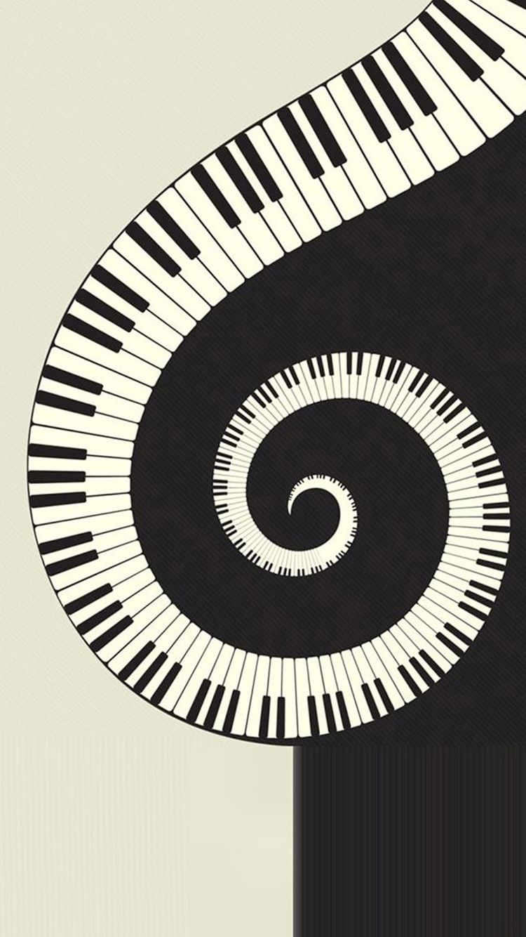 73 Music Iphone Wallpapers For The Music Lovers Godfather Style Music Wallpaper Piano Art Music Artwork