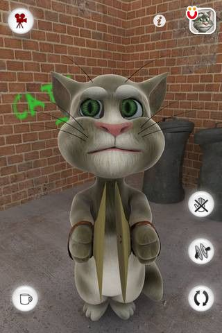 Talking Tom Cat Happy Birthday SongsHappy Sister CardsFunny BirthdaysFree