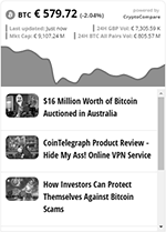 Cryptocurrency price widget mac