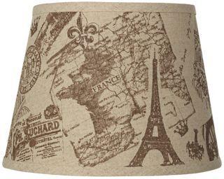 Paris Lamp Shade