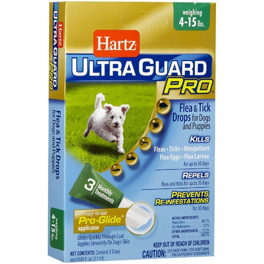 Hartz Ultraguard Pro Drops For Dogs For More Information Visit Image Link Dogs And Puppies Puppies Fleas
