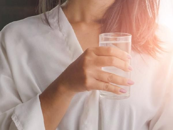 Does drinking water after eating help lose weight