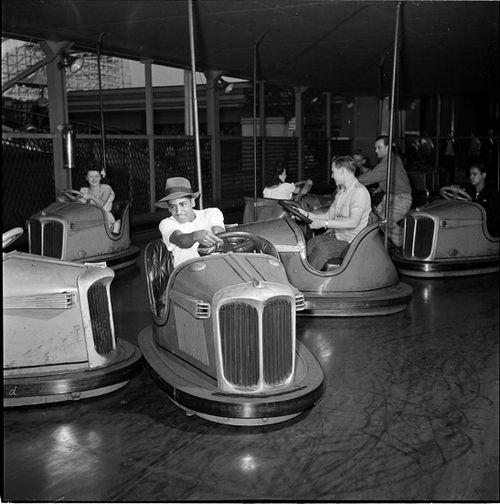 Palisades Amusement Park, 1946