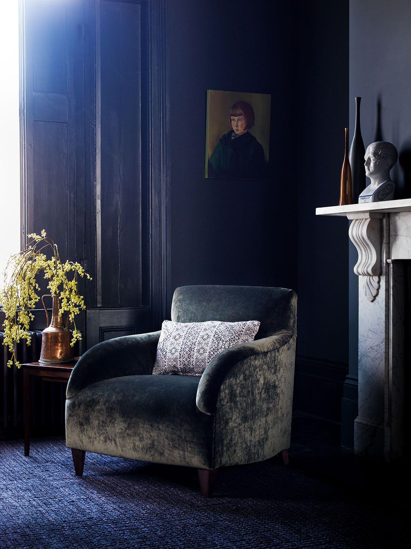 Exceptionnel Arlo U0026 Jacob | Orlando Chair #Contemporary #Chair #green #velvet  #interiordesign #inspiration