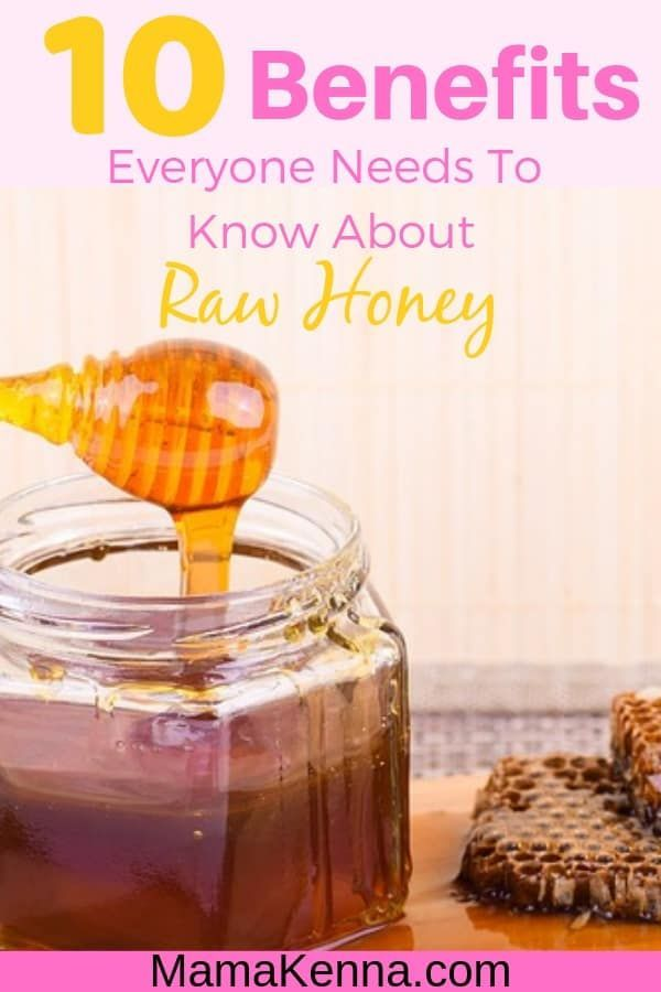 10 Benefits Everyone Needs To Know About Raw Honey - #10 #About #Benefits #Everyone #Honey #Know #Needs #raw #to