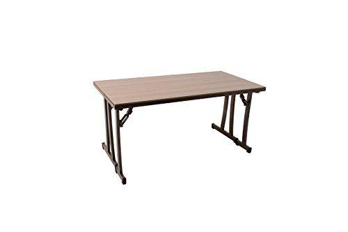 Brilliant Mitylite Reveal Linenless Duo Table Studio Teak Finish Interior Design Ideas Gentotryabchikinfo