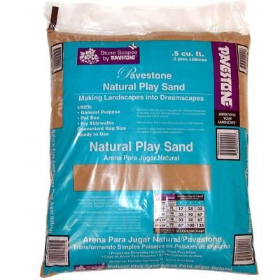 50 Lb All Purpose Play Sand 55141 At The Home Depot On