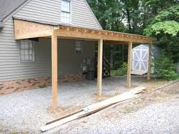 Carports Attached To House Google Search Carport Makeover Diy