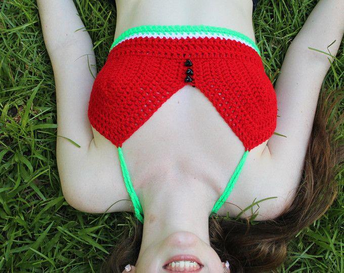 Cut Out Crochet Halter Top