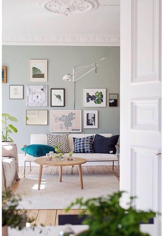 super schickes wohnzimmer im gemutlichen scandinavian look jeder raum ein hingucker moderne wohninspiration fur dein zuhause auf