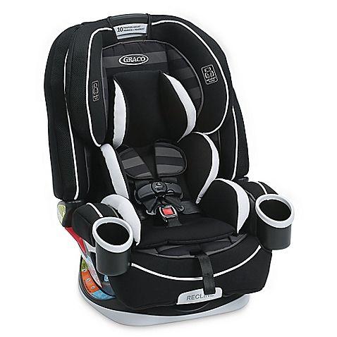 Graco Reg 4ever Trade All In 1 Convertible Car Seat In Rockweave Trade Baby Car Seats Car Seats Convertible Car Seat