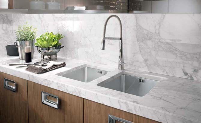 Double Kitchen Sink Design Ipc325   Kitchen Sink Design Ideas   Al Habib  Panel Doors