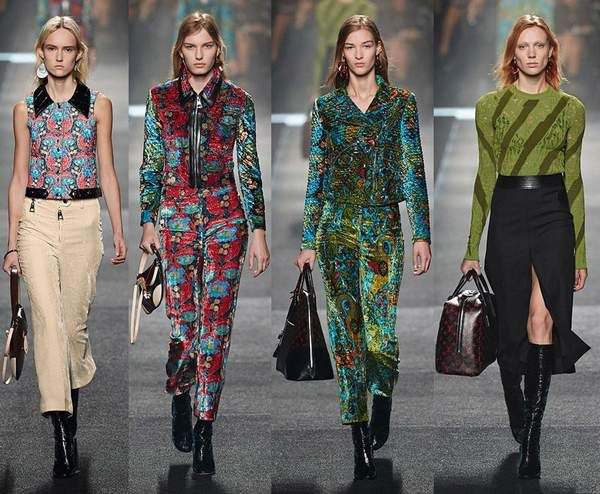Louis Vuitton Women's Spring 2015 Collection