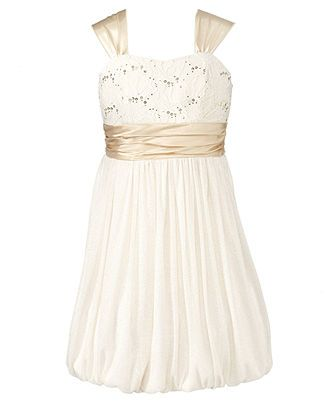 019c2f32a Speechless Kids Dress, Girls Lace Bubble Dress - Kids Dresses - Macy's