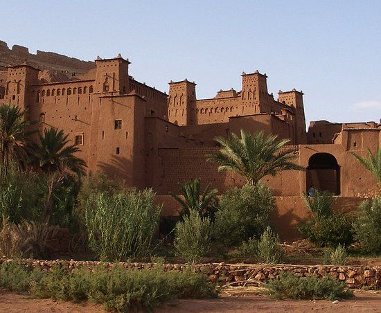 Aït Benhaddou where Game of Thrones, Gladiator and The Mummy have all been filmed - Best North Africa Sights