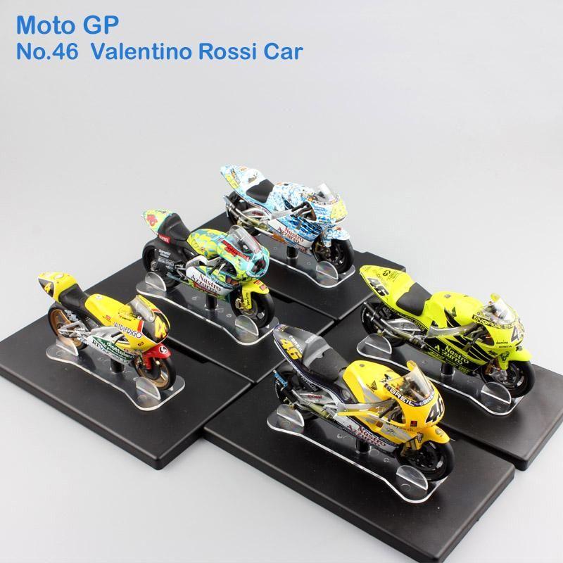 1:18 scale Leo No 46 Valentino Rossi MotoGP Factory Racing Honda
