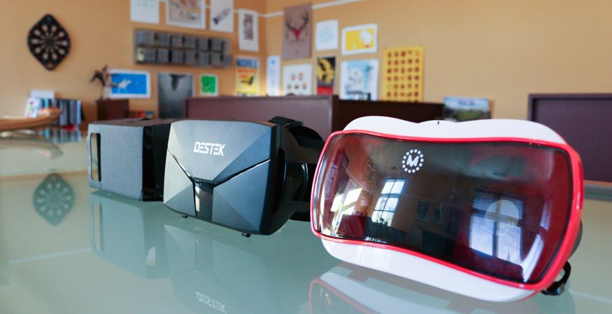 The Best And Worst Vr Headsets Under 40 Virtualreality Vr Cardboard Daydream Vr Headset Headsets Virtual Reality