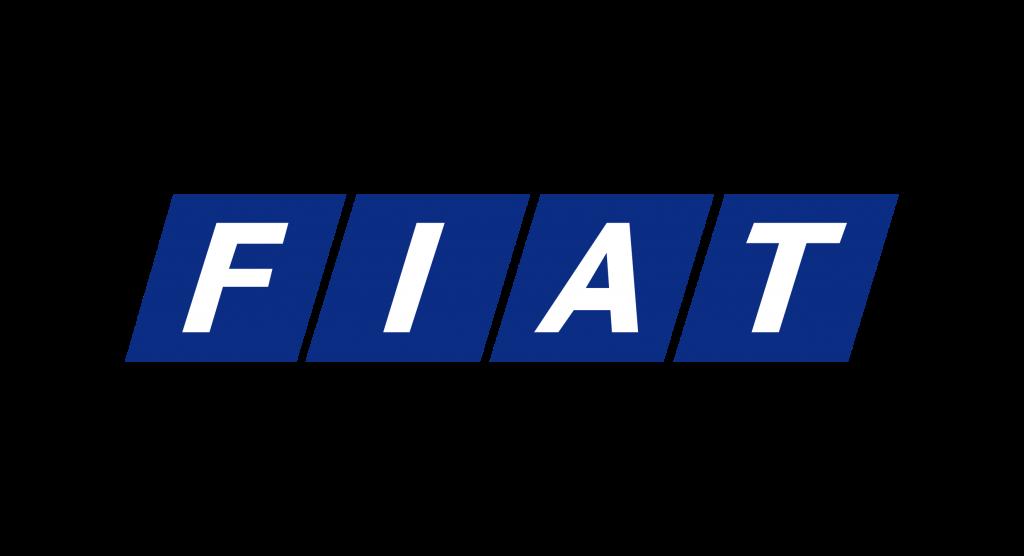 Fiat Text Logo Fiat Logo Fiat Fiat Cars