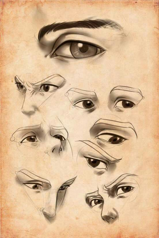 Pin by on draw eyes mouth nose ears practice male eyes by artipelago on deviantart ccuart Choice Image