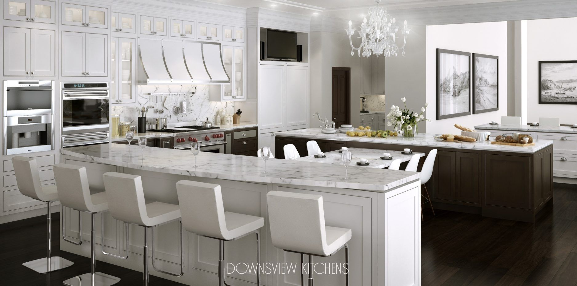 Timeless elegance downsview kitchens and fine custom cabinetry