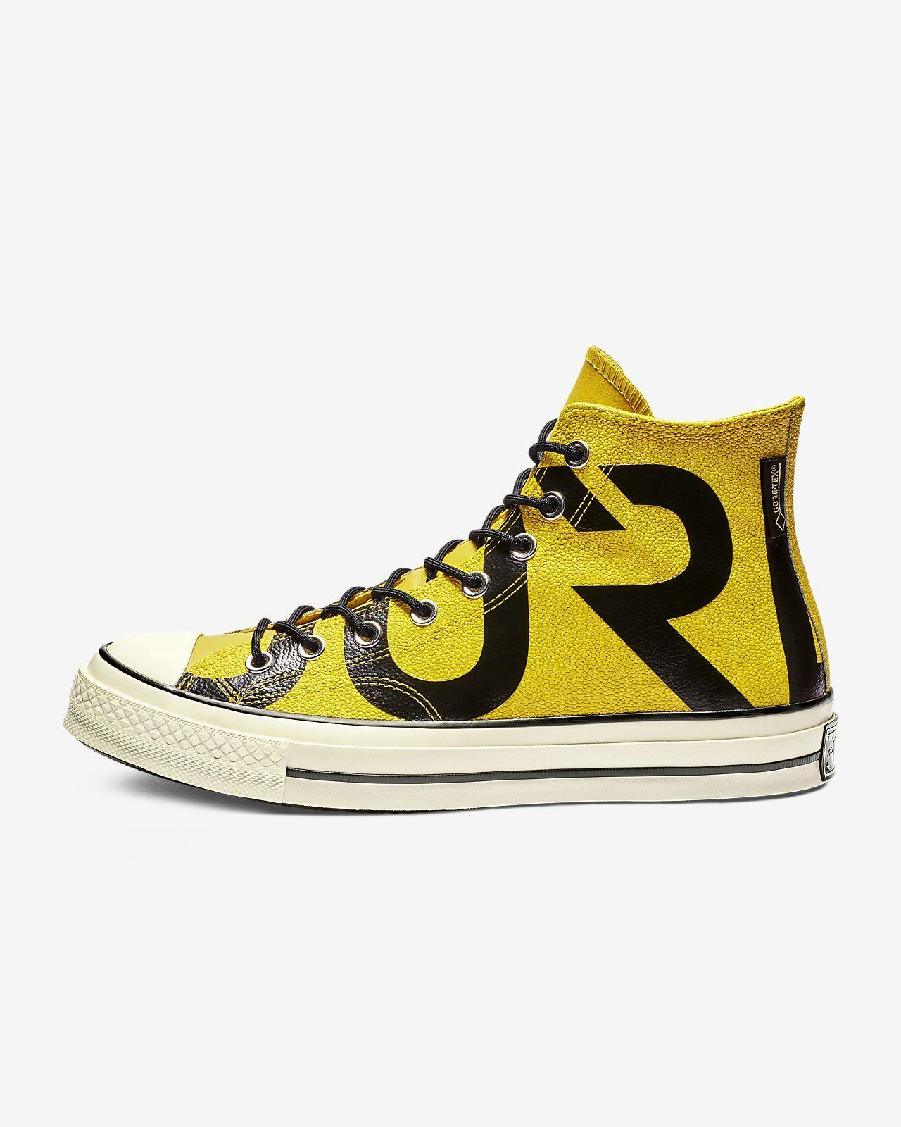 fdbca4f03b Converse Chuck 70 GORE-TEX Leather High Top Unisex Shoe