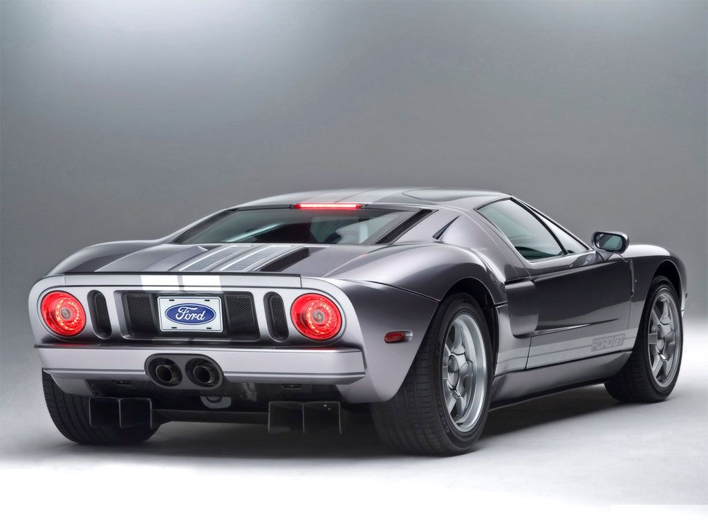 Ford Sports Car Cars
