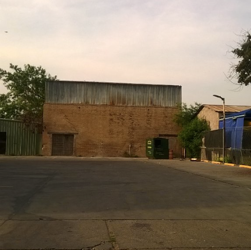 The Back Side Of The Old Azteca Theater Outdoor Decor Old Things Laredo Texas