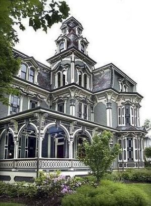 Victorian house colors ideas 42