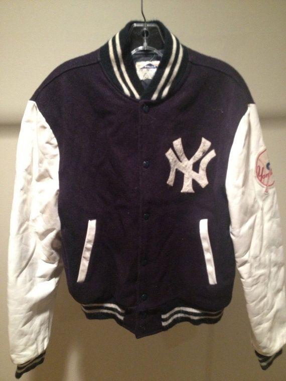 ea473ac40 RARE Vintage New York Yankees Jacket by 21Vintage on Etsy, $499.00 ...