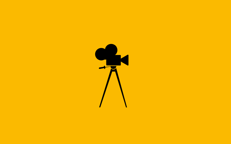 Simple Desktop Wallpapers For Minimalist Lovers Movie Tattoo Camera Tattoos Camera Clip Art