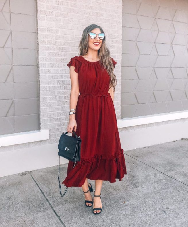Early Fall Dresses on a Budget - Southern Sophisti