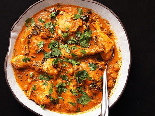 Easy Pressure Cooker Chicken And Chickpea Masala Recipe Recipe Pressure Cooker Recipes Pressure Cooker Chicken Pressure Cooking Recipes