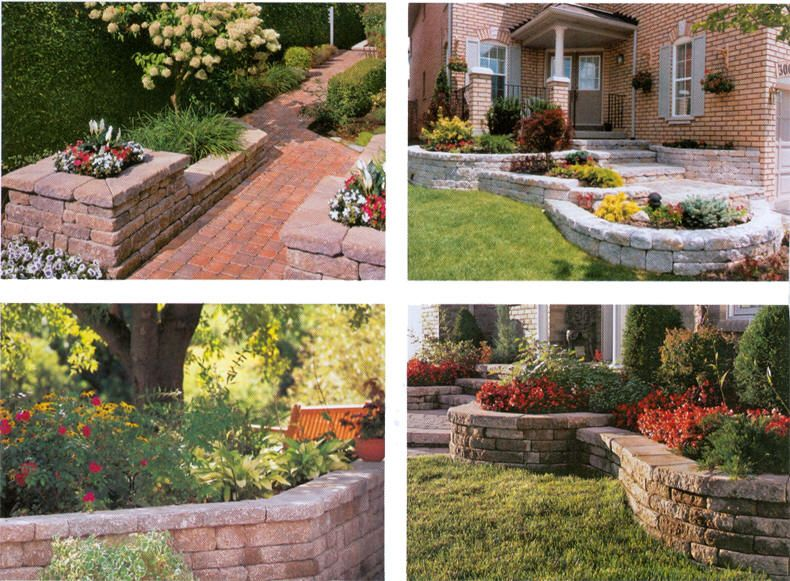 simple landscaping ideas - Home Landscape Design Ideas