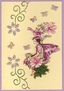Geborduurd met flowerfairy