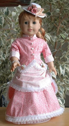 The hat is my design. | Dolls and dollhouses | Pinterest | Puppen ...