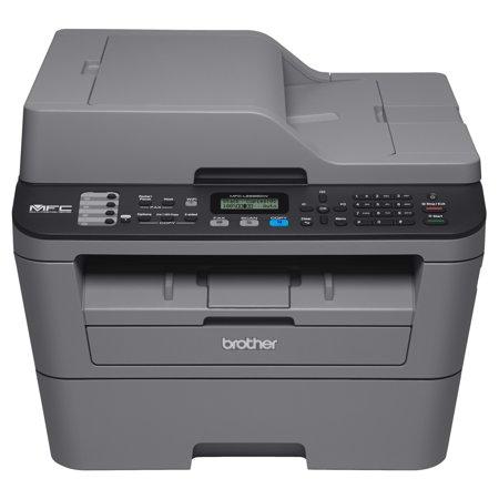 Brother Mfc L2685dw Wireless All In One Monochrome Laser Printer Walmart Com Brother Printers Multifunction Printer Laser Printer