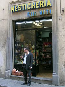 Slow Europe | Italy Food Stores, shopping for groceries | Italy
