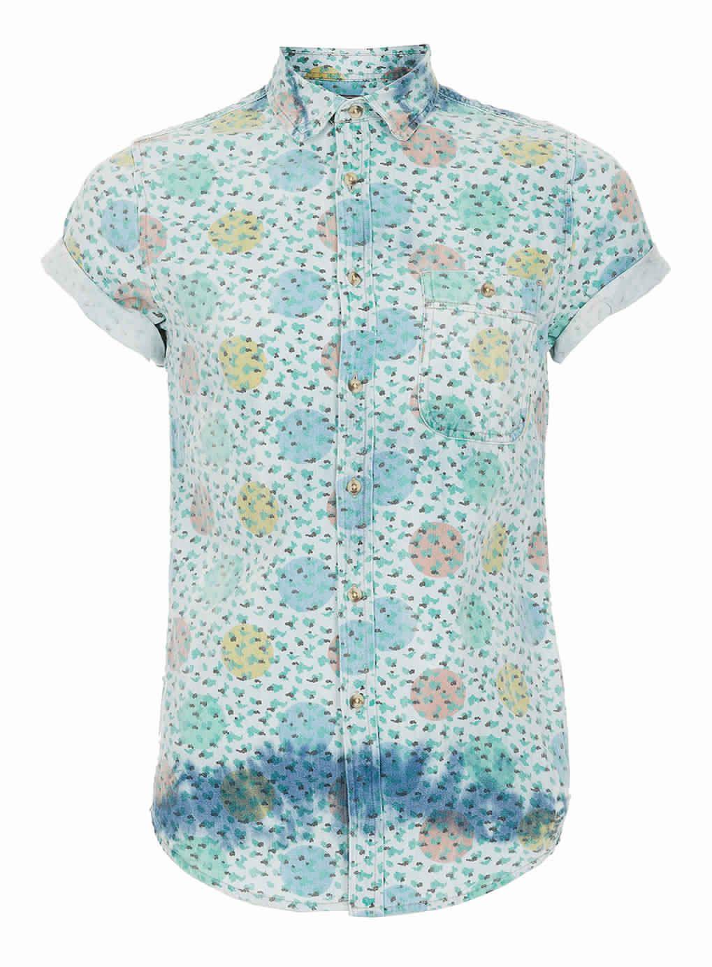 Topman short sleeve shirt.