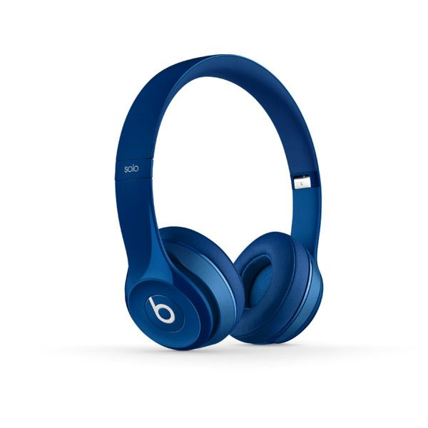 Beats Solo2 Kopfhorer Blau Beats By Dre 220 Liked On