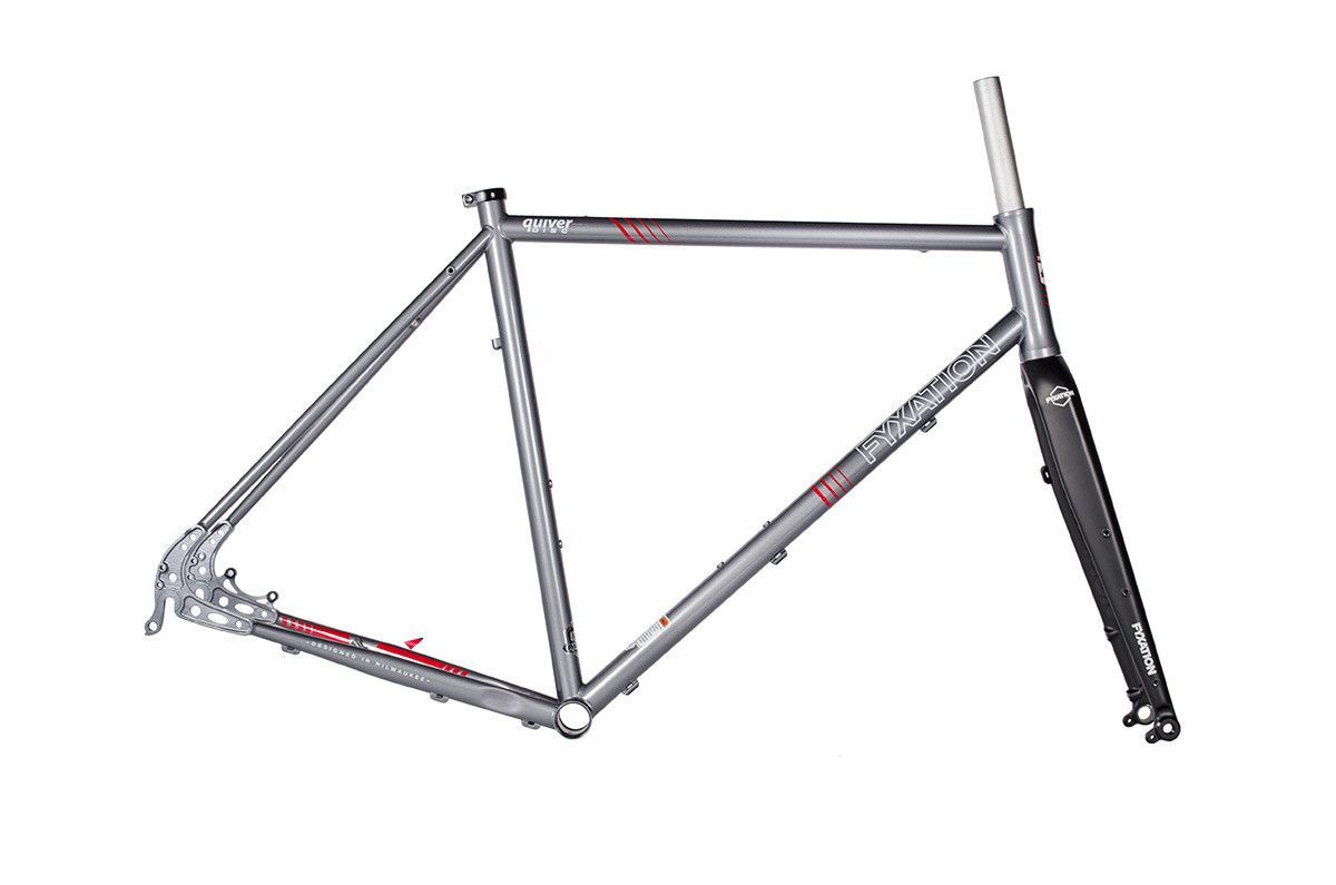 Quiver Disc Frame with Sparta Fork