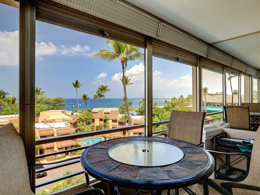 For The 4 Of Us Week 2 Condo Vacation Rental In Kihei Hi Usa From Vrbo Com Vacation Rent Condo Vacation Rentals Hawaii Vacation Rentals Vacation Rental