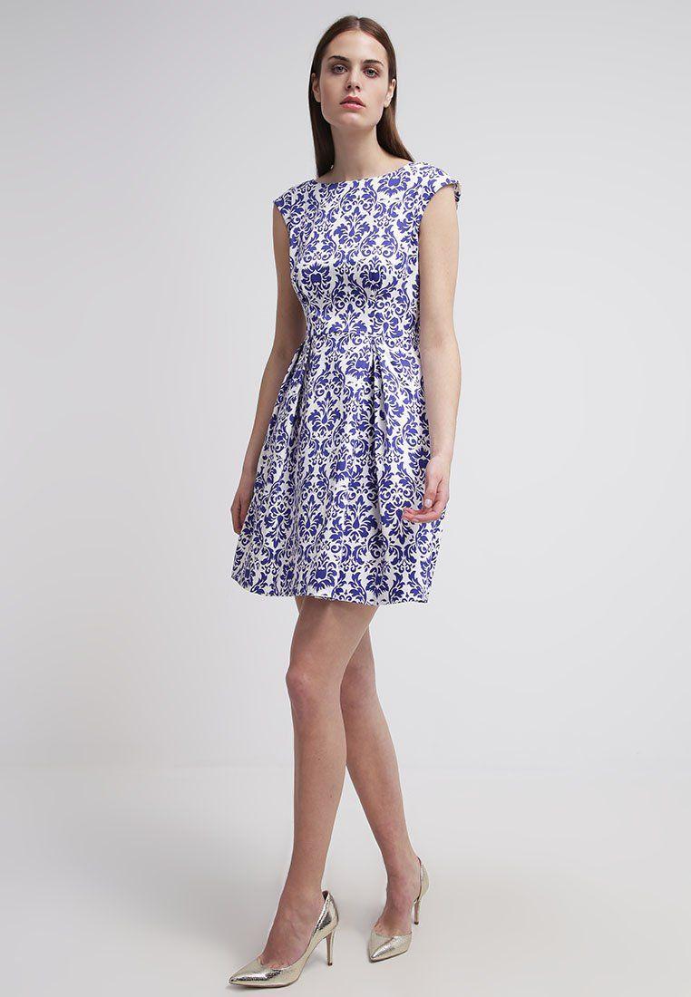 97fe0c915fd195 Closet Sukienka letnia - blue white za 215
