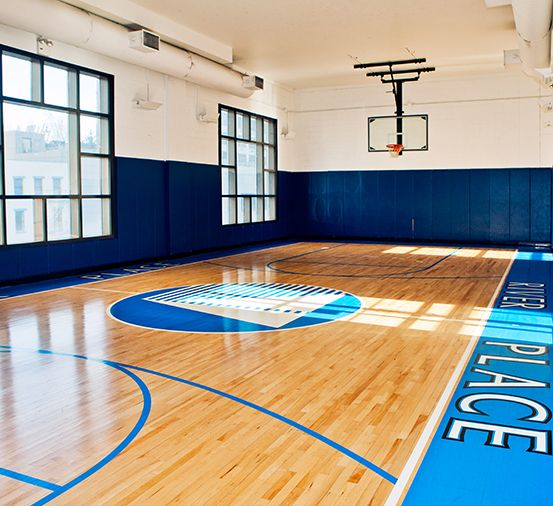 Nyc Luxury Apartments With Tennis And Basketball Courts