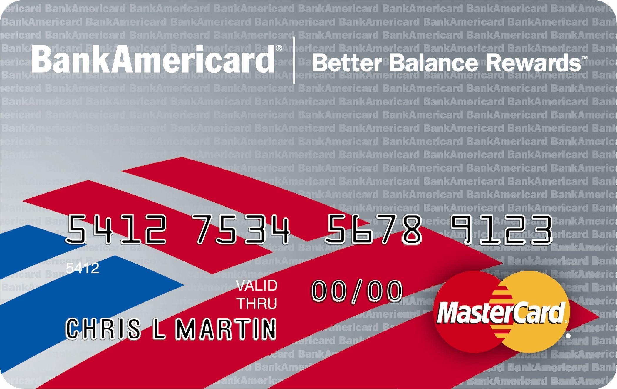 Bank Of America Business Kreditkarte Bietet, Ebenso Wie