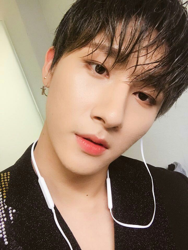 I M A Girl 5 Most Famous Teen Celebrities: Changkyun I.m In Mexico Monsta X