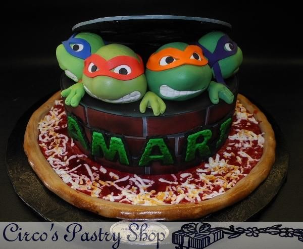 Circos Pastry Shop Brooklyn Bakery Fondant Cakes Bushwick