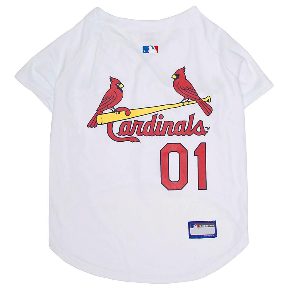 656384a2f36 Officially Licensed MLB Pet Jersey - XXL - St. Louis Cardinals - XX-Large