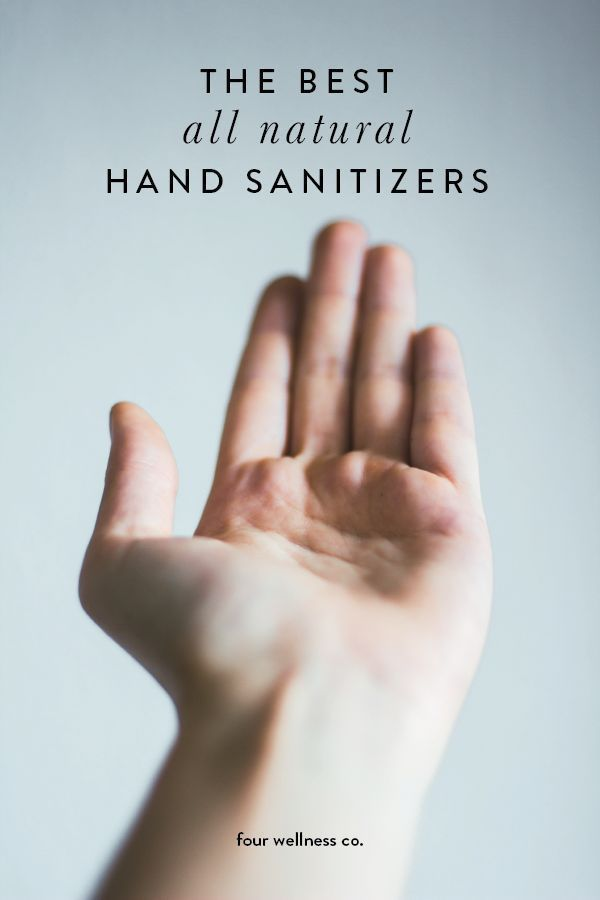 All Natural Hand Sanitizer Zero Waste Natural Cleaning